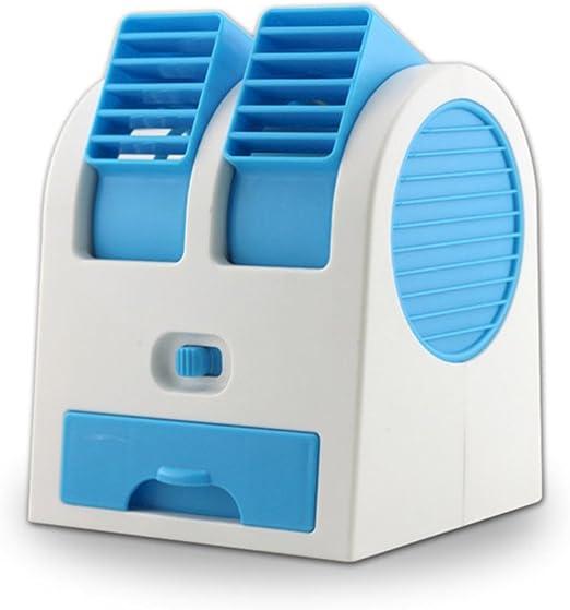 JiaQi Mini Aire Acondicionado,Climatizador Portátil,USB Portátil ...