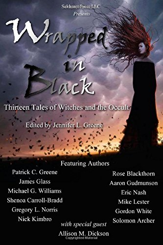 Download Wrapped In Black: Thirteen Tales of Witches and the Occult (Volume 3) pdf epub