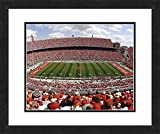 "NCAA Ohio State Buckeyes Stadium, Beautifully Framed and Double Matted, 18"" x 22"" Sports Photograph"