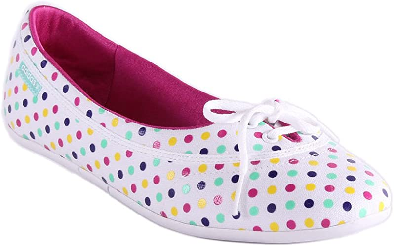adidas Neo Neolina Women's Ballet Flats Leisure Slippers Shoes ...