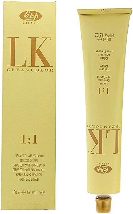 Lisaplex Lk Antiage Tinte Capilar 8/2-100 ml, rubio claro ...