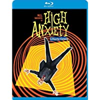 High Anxiety By Mel Brooks (Blu-Ray)