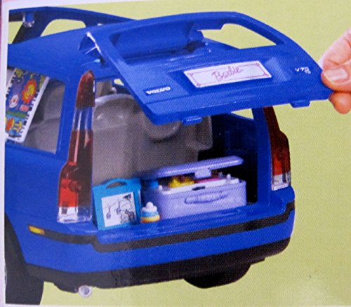 Barbie Happy Family Volvo V70 Vehicle Van Suv W 2 Car