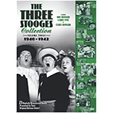 The Three Stooges Collection, Vol. 3: 1940-1942 (2008)