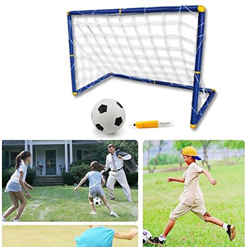 Indoor Plastic Sports Shooting Portable Folding Children Kid Goal Football Door Set Football Gate Outdoor Indoor (Lifetime Soccer Goal With Adjustable Height And Width)