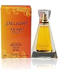 ORANGE DELIGHT HEART BEATS, 3.0 fl oz. Eau De Parfum...