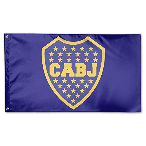 VCU Boca Juniors House Flag Garden Flag Yard Banner Garden Flag 3' X 5' ()