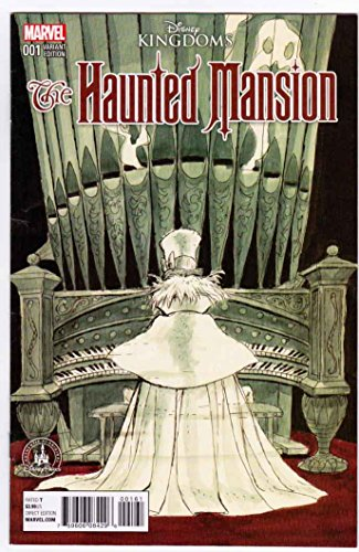 Haunted Mansion #1 (2016) Disney Theme Parks Exclusive Variant