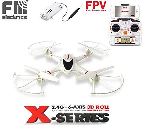 Fm-electrics MJX X400w - XXL XXL XXL Drohne mit WiFi FPV Kamera in HD und Riesen Reichweite aeb1a5