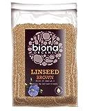 (2 Pack) - Biona - Organic Linseed Brown   500g   2 PACK BUNDLE