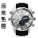 Best Spy Watches - 1080P HD Spy Watch Camera Mini Video Recorder Review