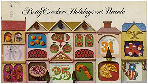 Betty Crocker Holidays On Parade -