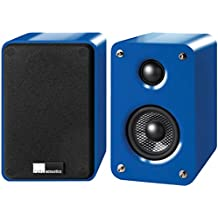 Pure Acoustics DREAMBOX 3 2-Way Speakers Blue 125W Max Handling Power Consumer Electronics