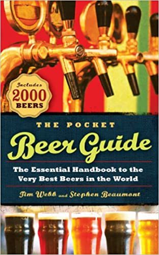Book The Pocket Beer Guide: The Essential Handbook to the Very Best Beers in the World
