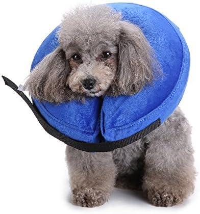 Hausaufbau, Dog Cone Der Inflatable Hauskrug Für Katzen Und Hunde In Der Post-Chirurgie Erholung, Haustier Grooming Collar.