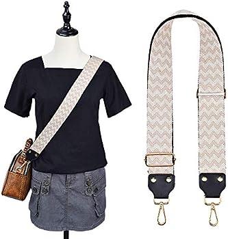 Guitar Style Canvas Purse Bag Strap Belts Replacement Crossbody for Handbag 41/'/'
