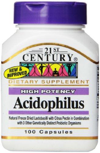 21e siècle acidophilus capsules,