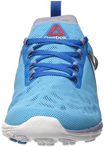 Femme Chaussures blue De Zpump Sport Bleu Fusion 000000 Reebok vFqnXSOn