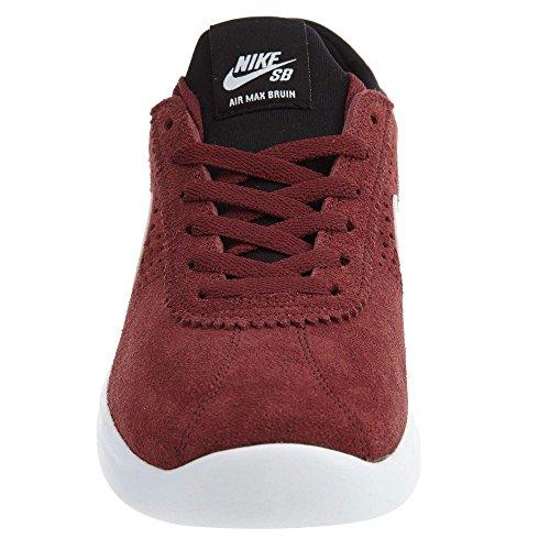 Nike Sb Air Max Bruin Vapor Mens Scarpe Da Skateboard Dark Team Red / White-star Blue