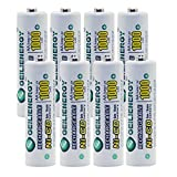 Geilienergy AA NiCd 1000 mAh 1.2 V Rechargeable - Best Reviews Guide