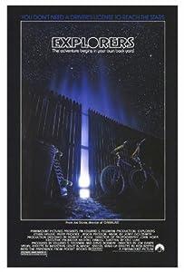Amazon.com: 27 x 40 Explorers Movie Poster: Posters & Prints
