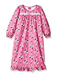Disney Minnie Mouse Little Girls' Toddler Nightgown - pink/multi, 3t