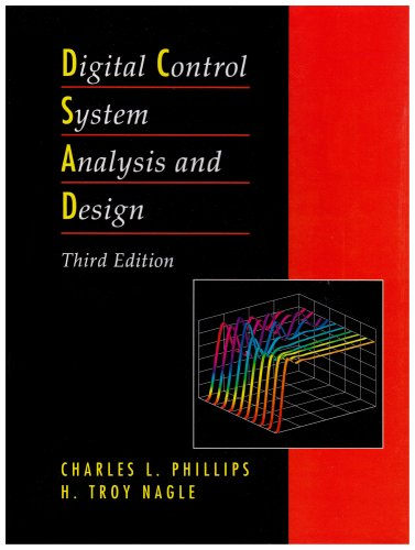 Digital Control System Analysis And Design  3Rd Edition