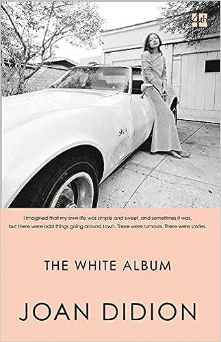 didion white album essay