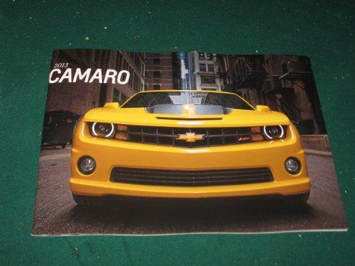 2013 chevrolet camaro - 5