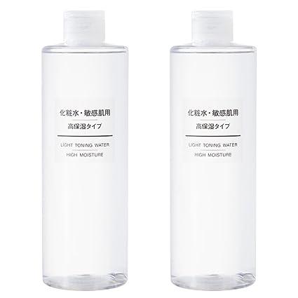 【2本セット】無印良品 化粧水 敏感肌用 高保湿タイプ(