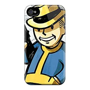 Cute Appearance Covers/bEN53022CHga Fallout New Vegas Cases For Iphone 6