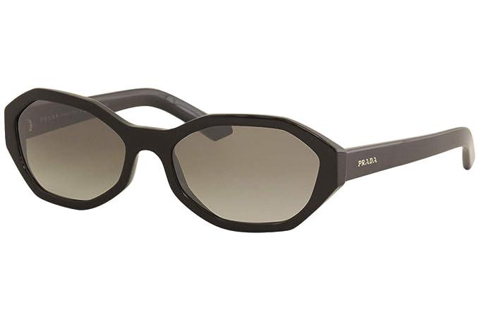 Ray-Ban 0PR 20VS Gafas de sol, Black, 56 para Mujer: Amazon ...