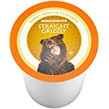 Workaholics Straight Grizzly Single-Cup Coffee for Keurig K-Cup Brewers 12-Count