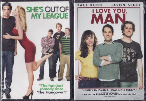 I Love You Man Dvd - 8