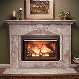 Inspiration Direct Vent Fireplace Insert Trim