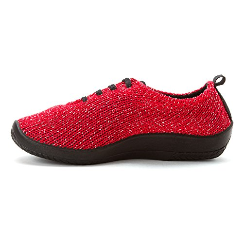 nbsp;Tessuto Red LS ARCOPEDICO Donna 1151 Scarpe Starry Night wx1CqFvC