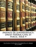 Annales de Jurisprudence, Sigismond De Bionay and Eduard Piguet, 1141879174