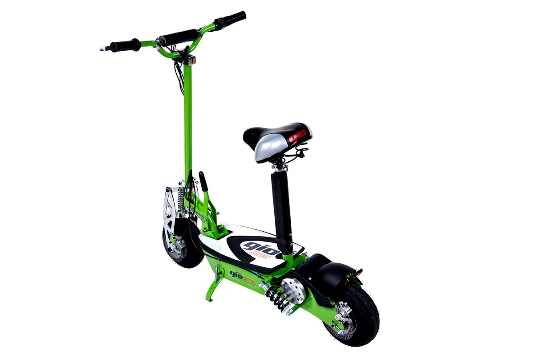 Amazon.com: Gio Cobra 1000 W Electric Toy Scooter Verde ...