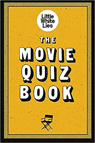 10. The Movie Quiz Book (Trivia for Film Lovers/Challenging Quizzes)