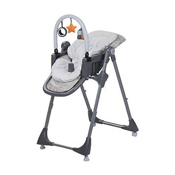 Safety 1st Kiwi 3 En 1 Chaise Haute Pour Bébé évolutive De 6 Mois à 3 5 Ans Warm Grey