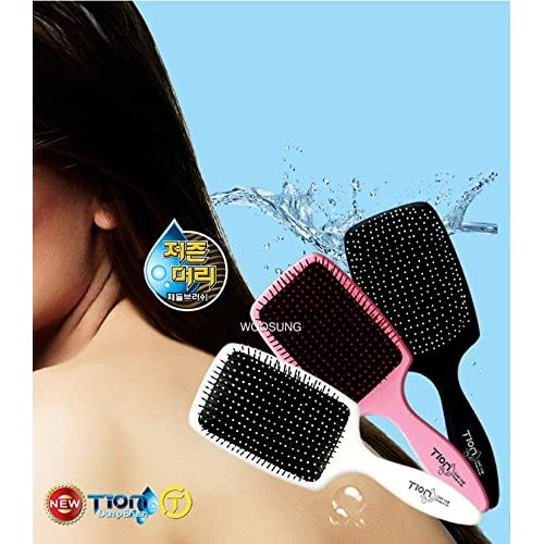 outlet tion damp brush paddle hair brush comb for professional