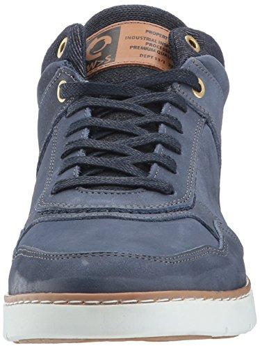Steve Madden Mens Baloo Sneaker Blue iNBYKW8R
