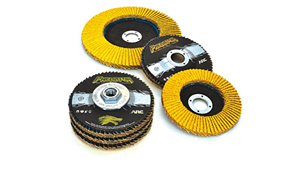 """AA2924-25 ARC ABRASIVES 3/"""" MED SURFACE CONDITION DISC"""