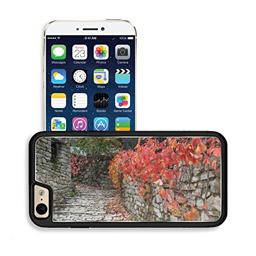 luxlady-premium-apple-iphone-6-iphone-6s-aluminium-snap-case-road-with-red-leaves-in-a-traditional-v