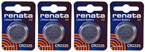 Renata CR2325 Lithium Battery Batteries
