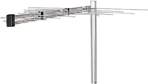 NEDIS Antena Exterior Antena Exterior | UHF/VHF | Rango de ...