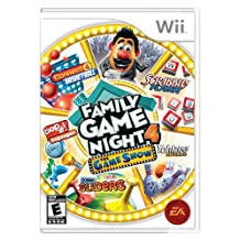 Hasbro Family Game Night 4: The Game Show - Wii Game Show Edition