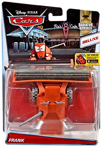 DISNEY PIXAR CARS RADIATOR SPRINGS DELUXE FRANK 11/14 FREE DOWNLOAD (Frank Toy)