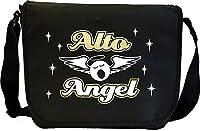 Vocalist Singing Alto Angel - Sheet Music Document Bag Musik Notentasche...