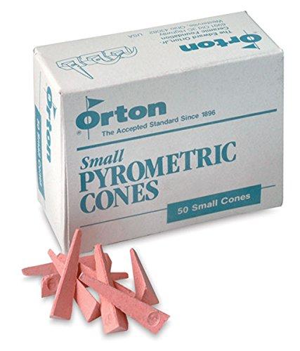 Orton small pyrometric cones for kiln sitter 06 (50)c Orton Cones